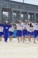 女子のダンス