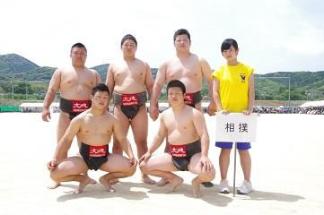 選抜大会のメンバー