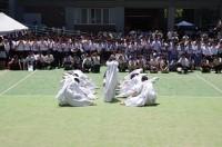 応援団演舞