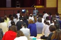 1学年講演会