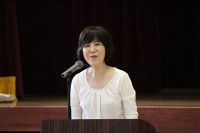 講師の中川公美子氏