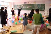 教室企画 バルーンアート