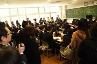 最後の学級懇談会