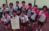 女子ソフトテニス部の皆さん