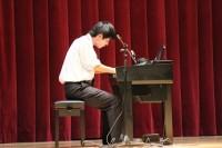 ピアノ演奏 中島くん