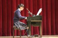 ピアノ演奏 吉良さん
