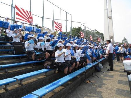 校長室からの風 - 熊本県立多良木高等学校