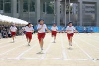 100m走 女子
